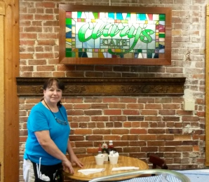 Clarey's Waitress