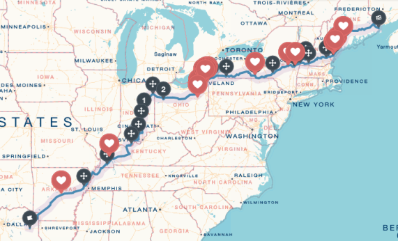 Route #2