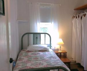 Acorn Hostel room