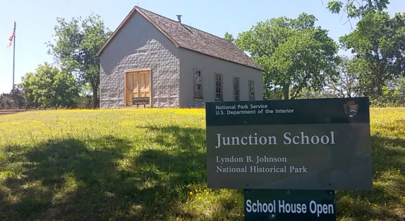 A brief stint at this one room school house